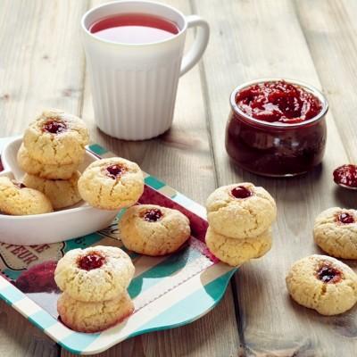 Mini Jammy Cakes dolcetti alla marmellata