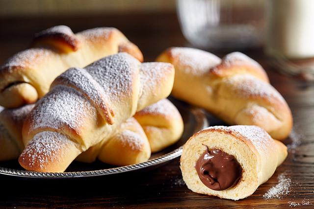 I croissant di Sabrine d'Aubergine: un tuffo nei ricordi