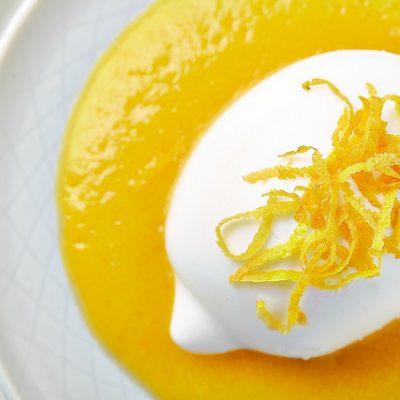 semifreddo ricotta e limone