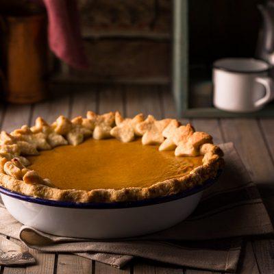 Pumpkin Pie crostata di zucca